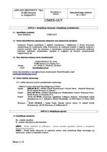 CIMEX OUT karta charakterystyki pdf 212x300 - CIMEX-OUT-karta-charakterystyki