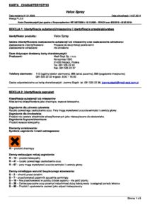 Velox Spray 2014.07 karta pdf 212x300 - Velox Spray_2014.07_karta