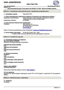 karta Velox Foam Prim pdf 212x300 - karta_Velox_Foam_Prim