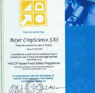 HACCP INTERNATIONAL