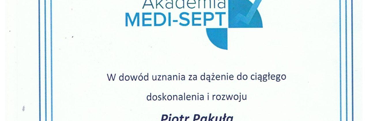 """""""Szkolenie produktowe MEDI-line i MEDICLEAN"""""""
